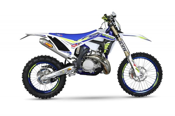 Sherco - Custom Bike Decals, Graphics, UK, Indigo Decals